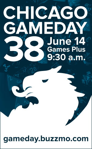 Gameday 38 Logo