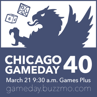Gameday 40 Logo