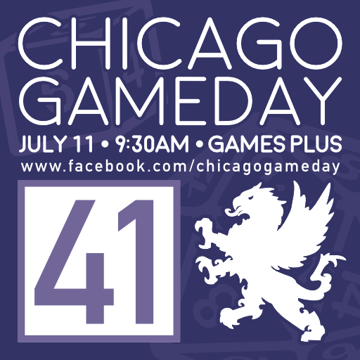 Gameday 41 Logo