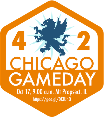 Gameday 42 Logo